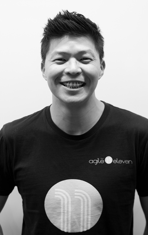 Arnie Ho, Enterprise Agile Coach at The Agile Eleven