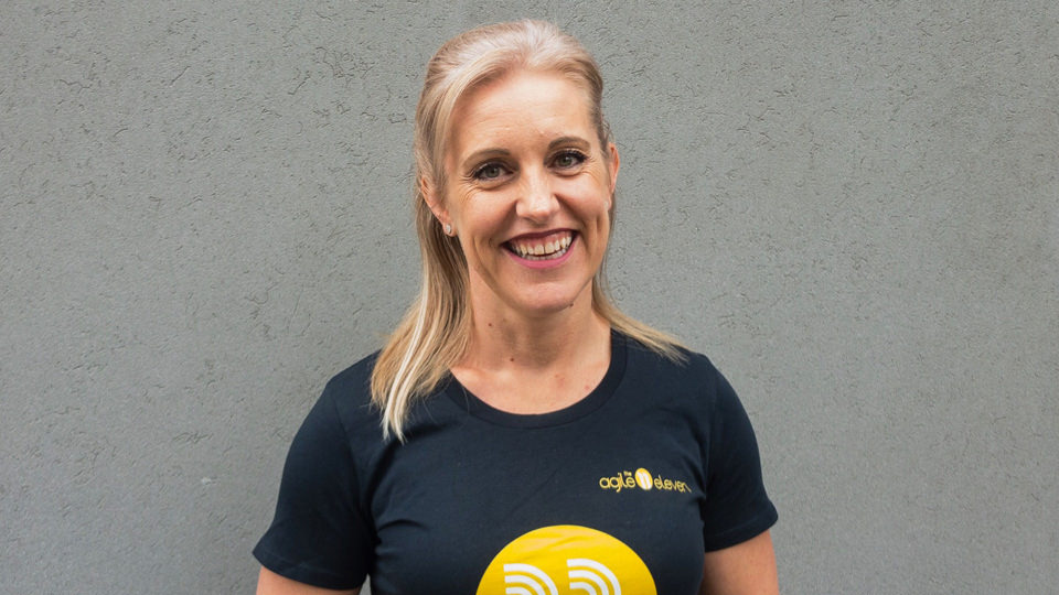 Annabelle Fahy, Brisbane Lead & Enterprise Agile Coach at The Agile Eleven